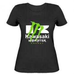 Женская Kawasaki Monster Energy - FatLine