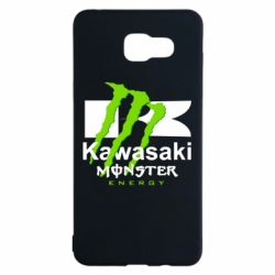Чохол для Samsung A5 2016 Kawasaki Monster Energy