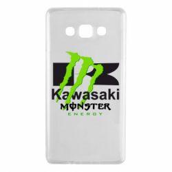 Чохол для Samsung A7 2015 Kawasaki Monster Energy