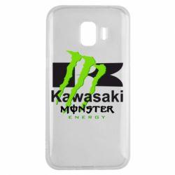 Чохол для Samsung J2 2018 Kawasaki Monster Energy