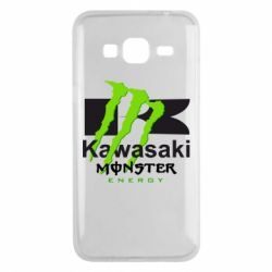 Чохол для Samsung J3 2016 Kawasaki Monster Energy