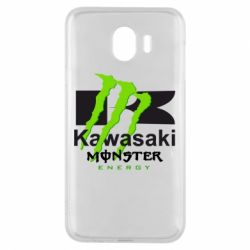 Чохол для Samsung J4 Kawasaki Monster Energy
