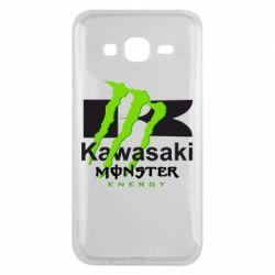 Чохол для Samsung J5 2015 Kawasaki Monster Energy