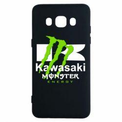 Чохол для Samsung J5 2016 Kawasaki Monster Energy