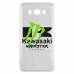 Чохол для Samsung J7 2016 Kawasaki Monster Energy