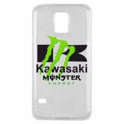 Чехол для Samsung S5 Kawasaki Monster Energy