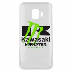 Чохол для Samsung J2 Core Kawasaki Monster Energy