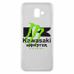Чохол для Samsung J6 Plus 2018 Kawasaki Monster Energy