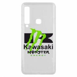 Чохол для Samsung A9 2018 Kawasaki Monster Energy