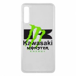 Чохол для Samsung A7 2018 Kawasaki Monster Energy