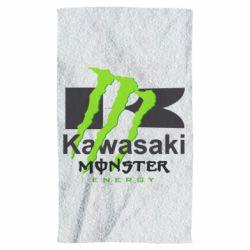Рушник Kawasaki Monster Energy