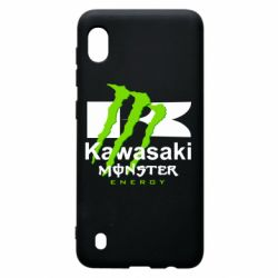 Чохол для Samsung A10 Kawasaki Monster Energy