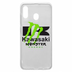 Чохол для Samsung A20 Kawasaki Monster Energy