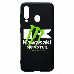 Чохол для Samsung A60 Kawasaki Monster Energy
