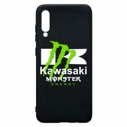 Чохол для Samsung A70 Kawasaki Monster E