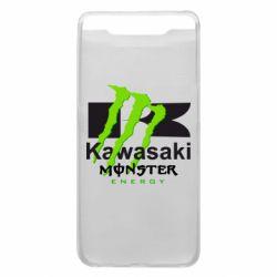 Чехол для Samsung A80 Kawasaki Monster Energy