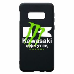Чехол для Samsung S10e Kawasaki Monster Energy