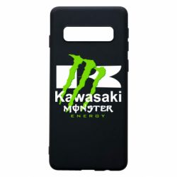 Чехол для Samsung S10 Kawasaki Monster Energy