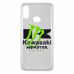 Чохол для Samsung A10s Kawasaki Monster Energy