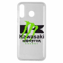 Чехол для Samsung M30 Kawasaki Monster Energy