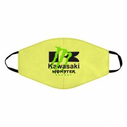 Маска для обличчя Kawasaki Monster Energy
