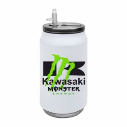 Термобанка 350ml Kawasaki Monster Energy