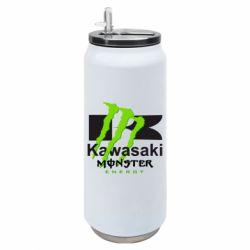 Термобанка 500ml Kawasaki Monster Energy