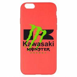 Чохол для iPhone 6 Plus/6S Plus Kawasaki Monster Energy