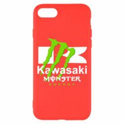 Чохол для iPhone 7 Kawasaki Monster Energy