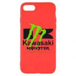 Чохол для iPhone 8 Kawasaki Monster Energy