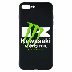 Чохол для iPhone 8 Plus Kawasaki Monster Energy