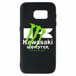 Чехол для Samsung S7 Kawasaki Monster Energy
