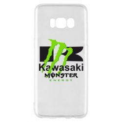 Чехол для Samsung S8 Kawasaki Monster Energy