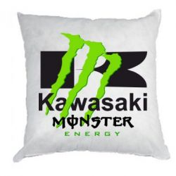Подушка Kawasaki Monster Energy