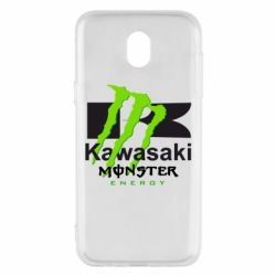 Чохол для Samsung J5 2017 Kawasaki Monster Energy