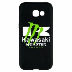 Чохол для Samsung A5 2017 Kawasaki Monster Energy