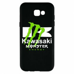 Чохол для Samsung A7 2017 Kawasaki Monster Energy