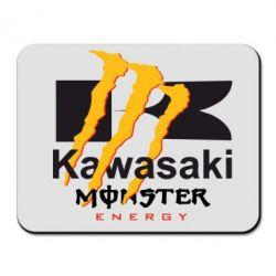 Купить Коврик для мыши Kawasaki Monster Energy, FatLine
