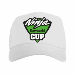 Кепка-тракер Kawasaki Ninja Cup