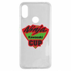Чехол для Xiaomi Redmi Note 7 Kawasaki Ninja Cup