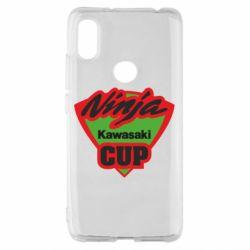 Чехол для Xiaomi Redmi S2 Kawasaki Ninja Cup