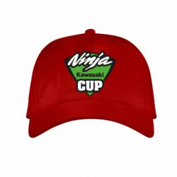 Детская кепка Kawasaki Ninja Cup - FatLine