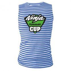 Майка-тельняшка Kawasaki Ninja Cup - FatLine