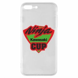 Чохол для iPhone 7 Plus Kawasaki Ninja Cup