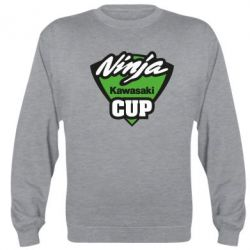 Реглан (свитшот) Kawasaki Ninja Cup - FatLine