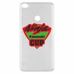 Чехол для Xiaomi Mi Max 2 Kawasaki Ninja Cup
