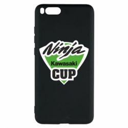 Чехол для Xiaomi Mi Note 3 Kawasaki Ninja Cup