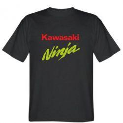 Чоловіча футболка Kawasaki Ninja