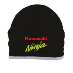 Шапка Kawasaki Ninja - FatLine