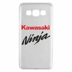 Чехол для Samsung A3 2015 Kawasaki Ninja